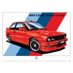 Own Piece Of The Bmw E30 M3 Legend Vantage Fine Automotive Art All Rights Reserved Www Vantagefineautoart Com