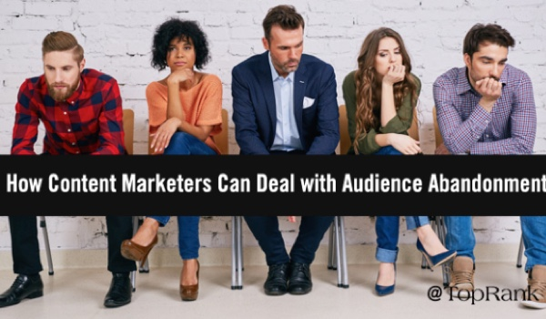 Ghosted: What's a Content Marketer to Do When Your Audience Goes Silent?