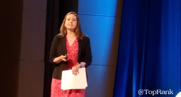 Margaret Shepard Shares How Mayo Clinic Built its Facebook Live Broadcast Strategy #DSMPLS