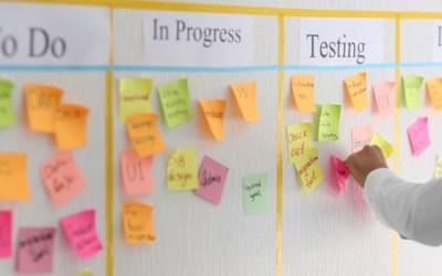 Applying agile to deliver better customer journeys