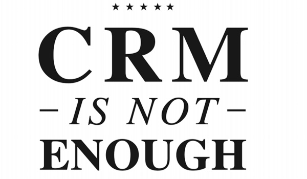 """CRM is not enough:"" Nearly 200 martech companies sign pledge to change the data ecosystem for customers"