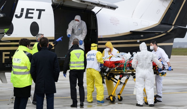 Experts: Virus surge in Europe a cautionary tale for US