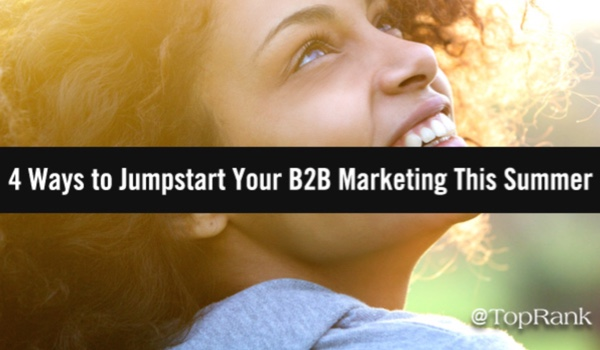 4 Ways B2B Marketers Can Spring Forward And Grow Content Marketing Success