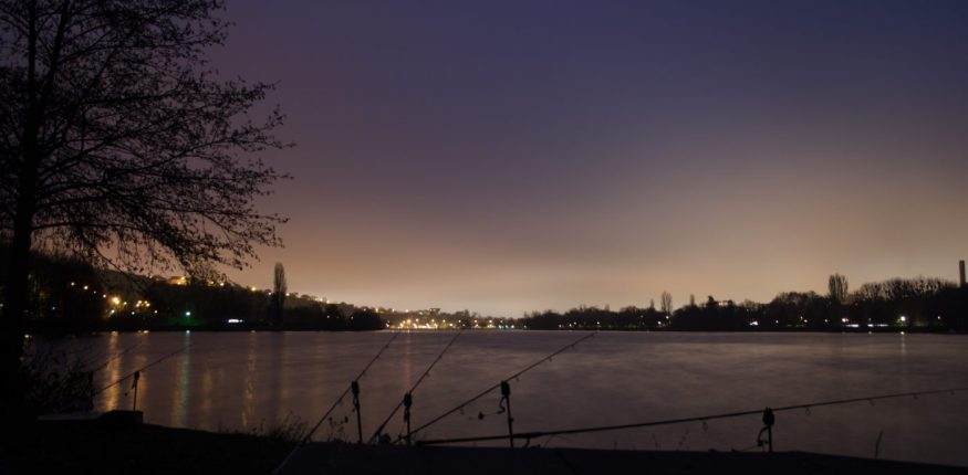 Lac Chanoine Kir bei Dijon