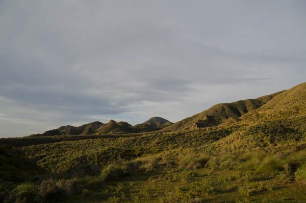 Landschaft in Andalusien