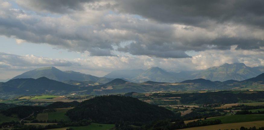 Berge - französische Alpen