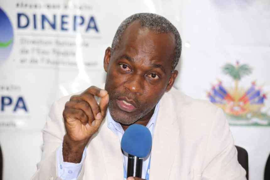 , Haïti/Infrastructure : Lancement d'un projet de renforcement et de renouvellement du réseau d'eau potable de Port-au-Prince