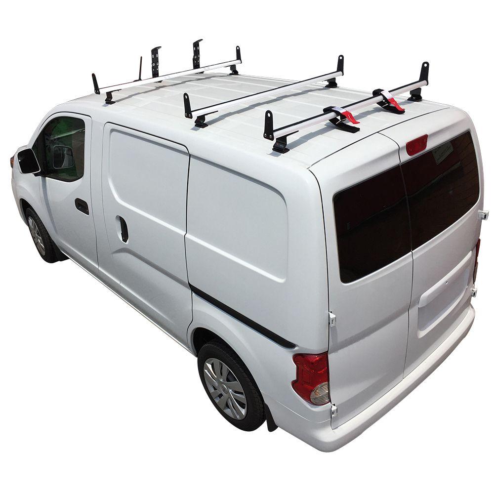 j series ladder roof rack for nissan nv200 2013 on