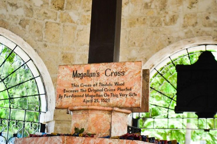 magellan cross cebu