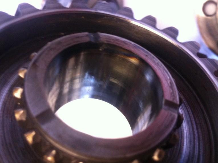 vw t3 syncro gearbox Reverse gear