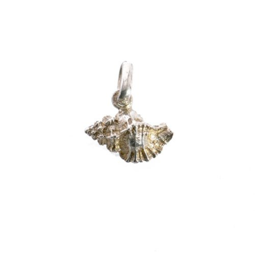 SEASHELL PENDANT STERLING SILVER