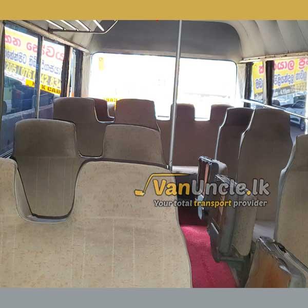 Staff Office Transport Service Madapatha to Thimbirigasyaya