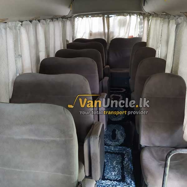 Office Transport Service from Ganemulla to Maharagama