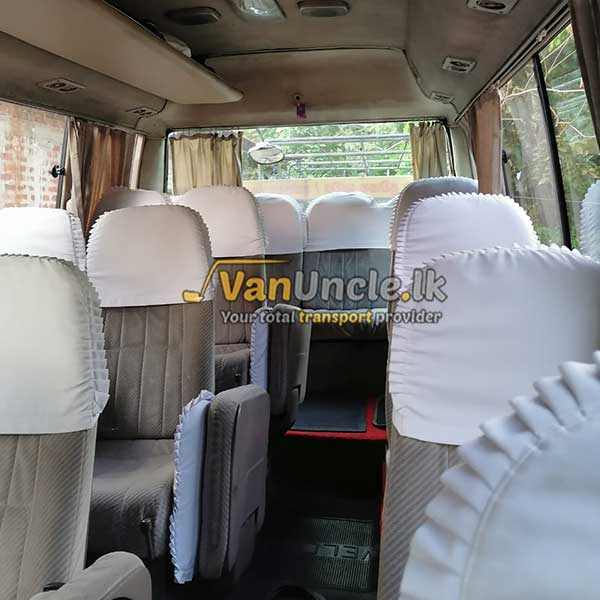 Office Transport Service from Aththanagall to BMICH