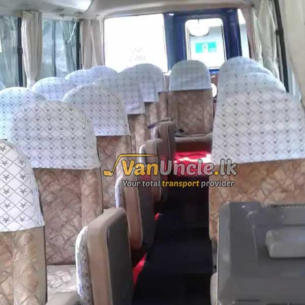 Office Transport Service from Bibiladeniya to Maharagama