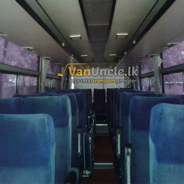 Office Transport Service from Kirillawala to Bambalapitiya