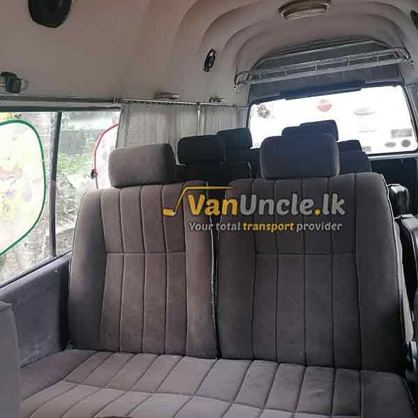 School Transport Service Rathmalana to Isipathana College