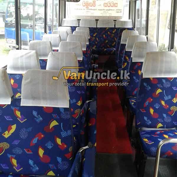 Office Transport Service from Kirillawala to Negombo