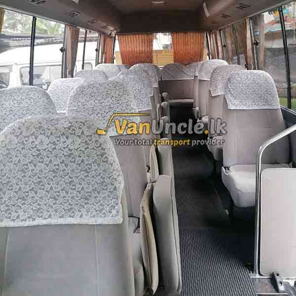 Office Transport Service from Rathmalana to Townhall