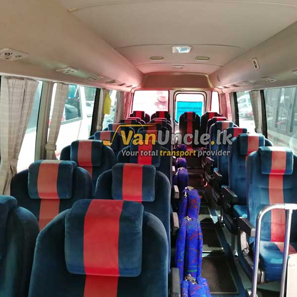 Office Transport Service from Bandaragama to Townhall