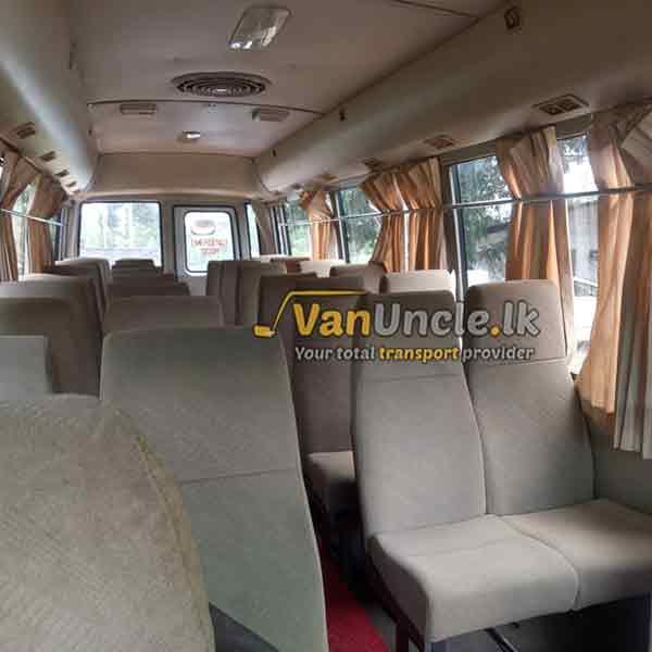 Office Transport Service from Moratuwa to Borella