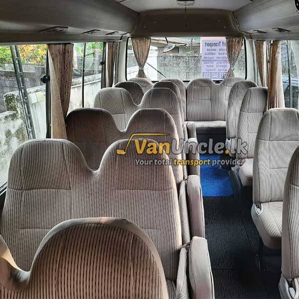 Staff Office Transport Service from Padukka to Colombo