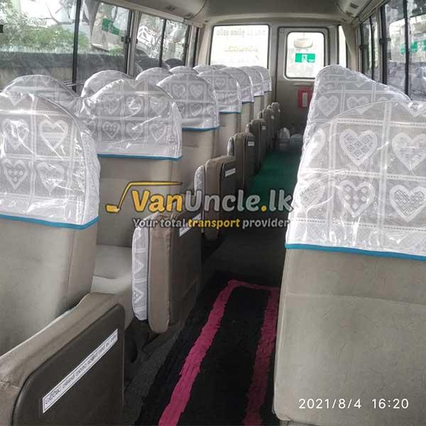 Office Transport Service from Kuliyapitiya to Narahenpita