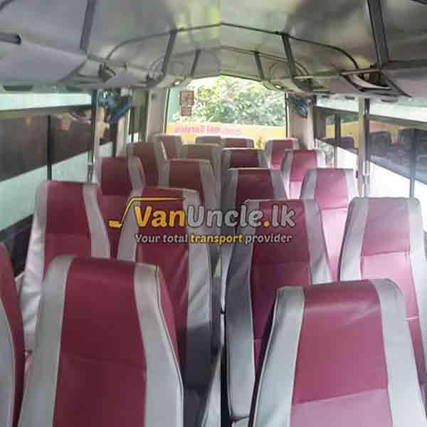 Office Transport Service from Kiriwaththuduwa to Borella