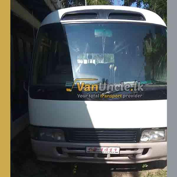 School Transport Service to Bambalapitiya