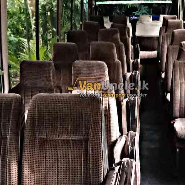 Office Transport Service from Avissawella to Thimbirigasyaya