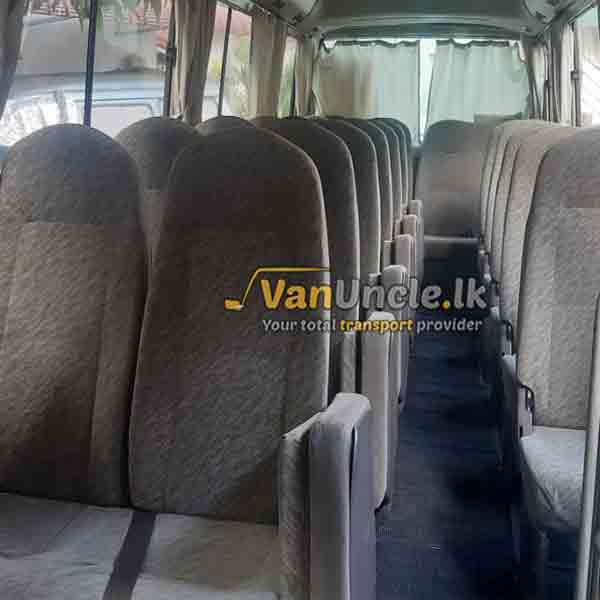Office Transport Service from Bokundara to Union Place