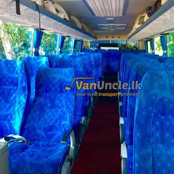 Office Transport Service from Kandy to Colombo