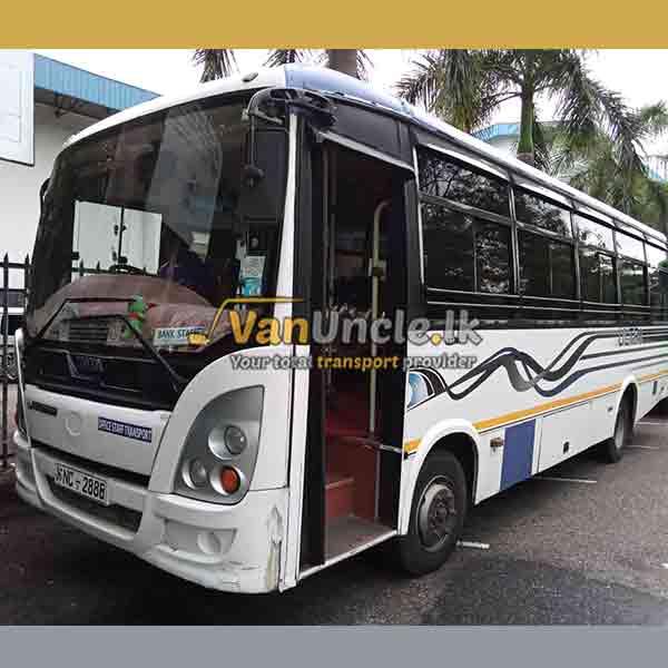 Staff Transport Service