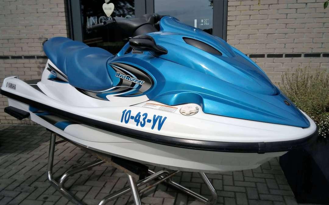 Yamaha WaveRunner XLT800            € 4.995