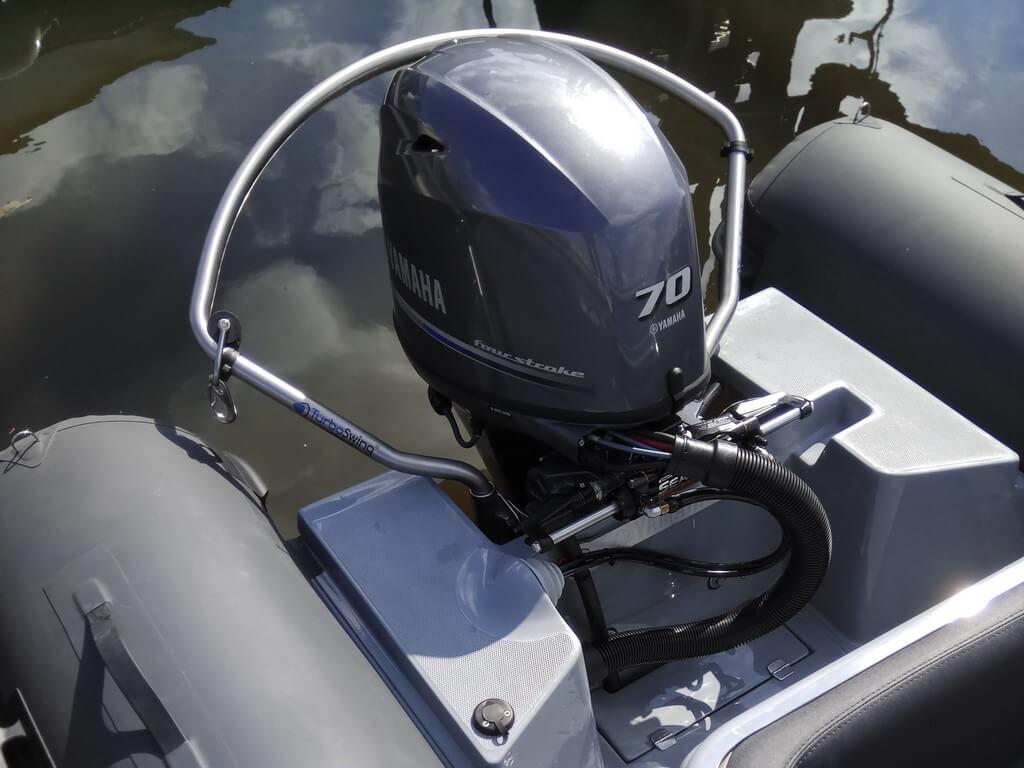 Joker Coaster 470 Yamaha F70