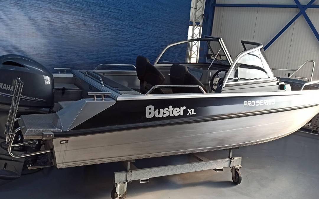 Buster XL Pro combi Yamaha F115 | Jong gebruikt | € 27.995