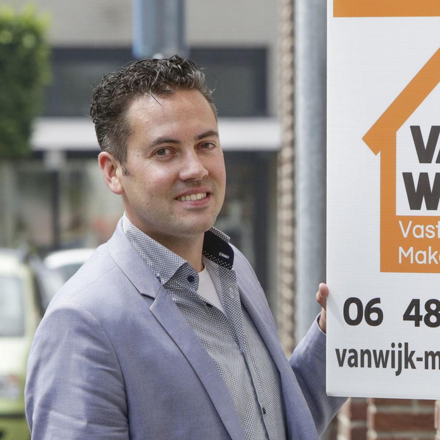 Simon Van Wijk - Makelaar