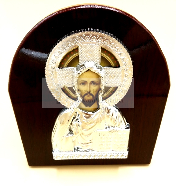 Icoana pe lemn Iisus