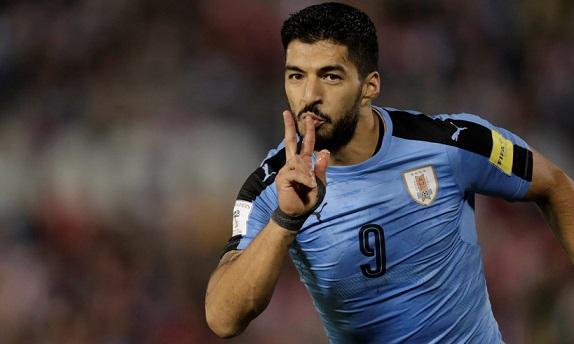 Suarez dự đoán tỷ số, soi kèo Ai cập vs Uruguay