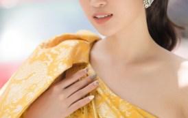 Hoa hậu Đỗ Mỹ Linh đốn tim fan bằng loạt ảnh siêu xinh