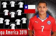 Soi kèo Nhật Bản – Chile 6h00 – 18/6/2019 - Copa America 2019