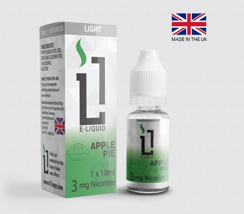 Apple Pie ejuice 3mg 70vg