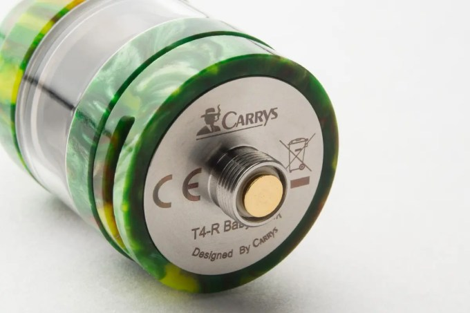 【アトマイザー】T4-R Baby Resin Tank (CARRYS ) レビュー