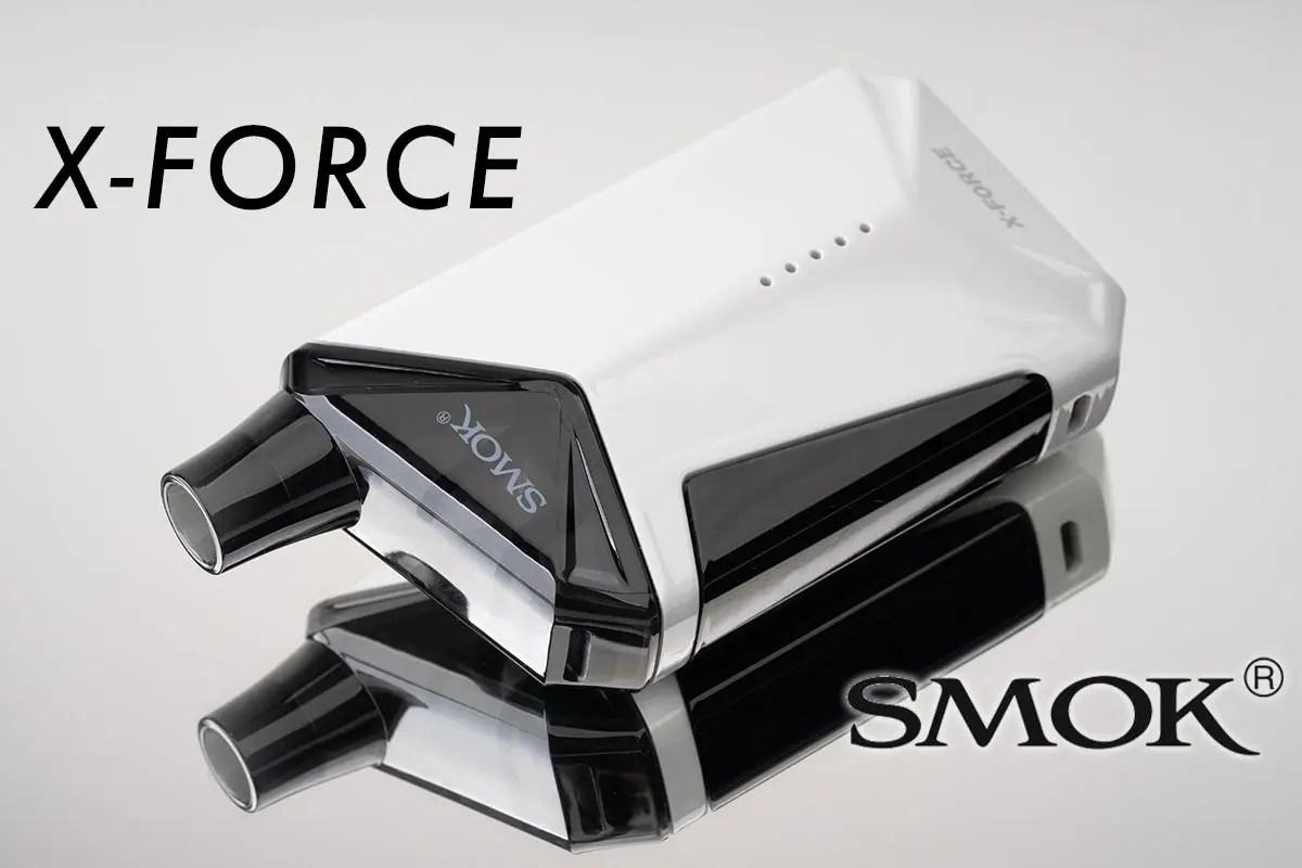 SMOK X-Forceレビュー