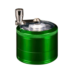 AEROSPACED 4 Pc Grinder With Handle