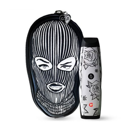 G Pen Elite x Badwood Vaporizer