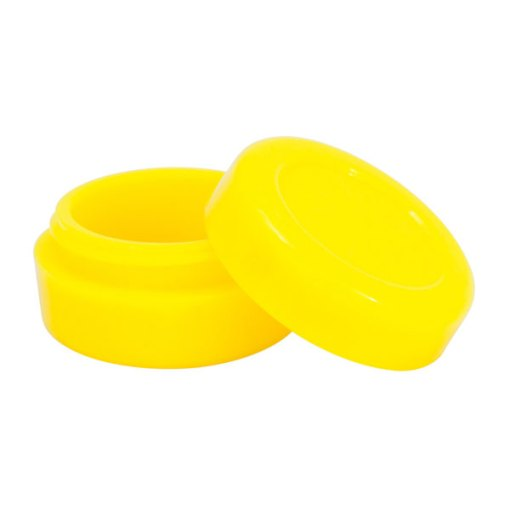 NoGoo Silicone Yellow Container