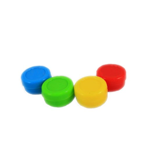 NoGoo Silicone Containers