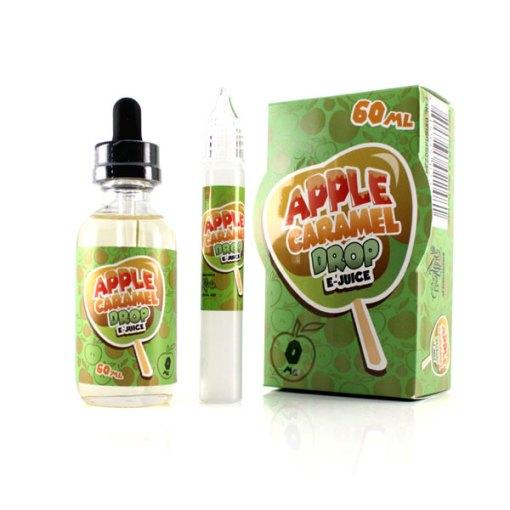 Apple Caramel Drops e-Liquid by Ruthless