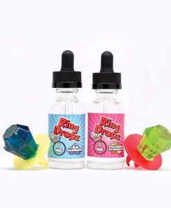 Ring Dropz e-Liquid Candy Flavor